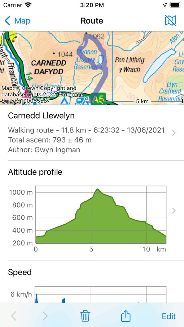 Route details topo gps manual ios route details topo gps sciox Image collections